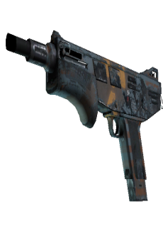 free-mag-7-irradiated-alert-well-worn