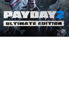payday 2 ultimate edition free steam key