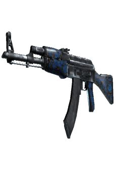 free-ak-47-blue-laminate-field-tested