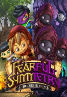 free Fearful Symmetry & The Cursed Prince Steam Key PC GLOBAL