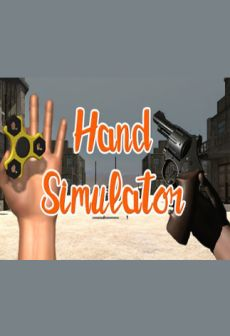 free Hand Simulator Steam Key GLOBAL