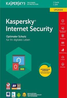free Kaspersky Internet Security 2018 Upgrade 1 Device GERMANY PC Kaspersky 1 Year