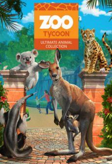 free Zoo Tycoon: Ultimate Animal Collection XBOX LIVE Key XBOX ONE GLOBAL