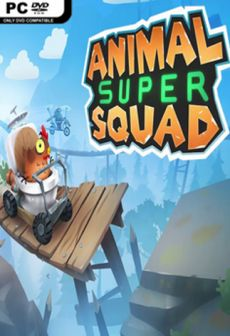 free ANIMAL SUPER SQUAD Steam Key GLOBAL