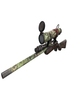 free Bank Rolled Sniper Rifle (Battle Scarred)