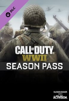 free Call of Duty: WWII - Season Pass Key XBOX LIVE XBOX ONE GLOBAL