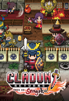 free Cladun Returns: This Is Sengoku! PSN Key PS4 NORTH AMERICA