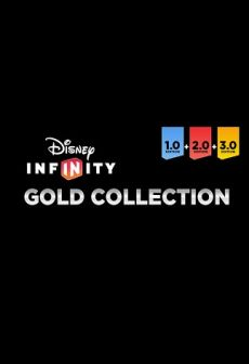 free Disney Infinity Gold Collection Steam Key PC GLOBAL