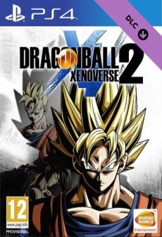 free Dragon Ball Xenoverse 2 Day One Bonus ONE Key PSN PS4 NORTH AMERICA