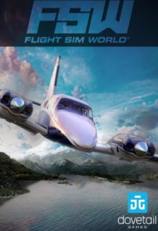 free Flight Sim World + Epic Approaches Mission Pack Steam Key PC GLOBAL