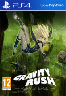 free Gravity Rush Remastered PSN Key PS4 NORTH AMERICA