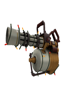 free Strange Festivized Coffin Nail Minigun (Factory New)