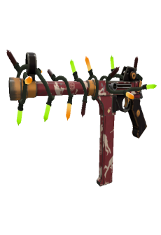 free Strange Festivized Specialized Killstreak Low Profile SMG (Minimal Wear)