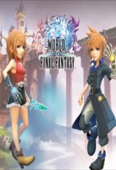 free WORLD OF FINAL FANTASY PSN Key PS VITA NORTH AMERICA
