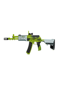 free AK17 RIFLE | EVA, Broken-In