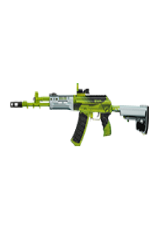 free AK17 RIFLE | EVA, Well-Used, Stat Boost
