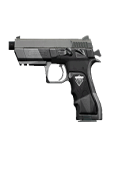 free BABY DEAGLE | The Diamond, Battle-Worn, Stat Boost