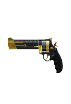 free BRONCO .44 REVOLVER | Shooting Star, Mint-Condition, Stat Boost