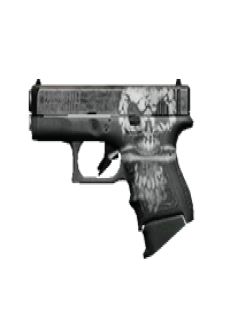 free CHIMANO COMPACT PISTOL | MOTORIST, Battle-Worn, Stat Boost