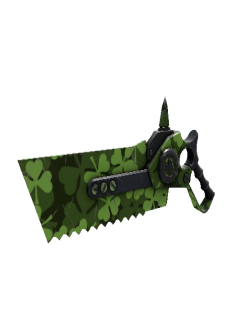free Clover Camo'd Amputator (Field-Tested)