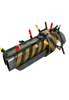free Festivized Hazard Warning Scattergun (Field-Tested)