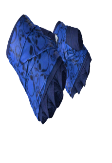 free ★ Hand Wraps | Cobalt Skulls (Minimal Wear)