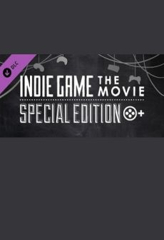 free Indie Game: The Movie Special Edition DLC Steam Key GLOBAL