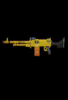 free KSP 58 LIGHT MACHINE GUN | Bulldozer, Well-Used