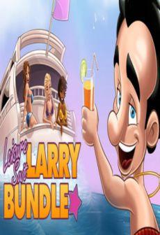 free Leisure Suit Larry Bundle Steam Key GLOBAL