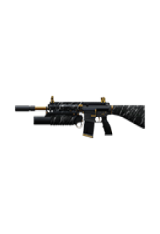 free LITTLE FRIEND 7.62 ASSAULT RIFLE | Mansion Mauler , Mint-Condition