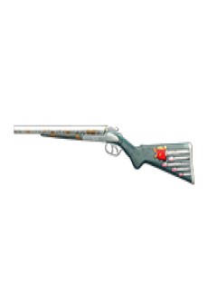 free MOSCONI 12G SHOTGUN | Bullet Bear Gun, Lightly-Marked, Stat Boost