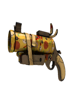 free Pizza Polished Detonator (Well-Worn)