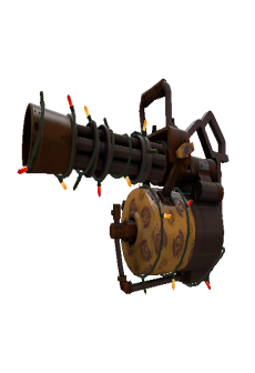 free Strange Festivized Killstreak Dressed to Kill Minigun (Factory New)