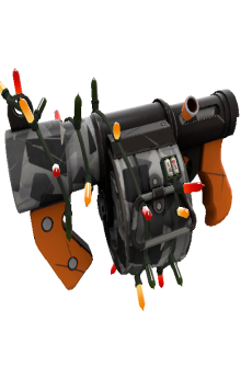 free Strange Festivized Specialized Killstreak Sudden Flurry Stickybomb Launcher (Minimal Wear)