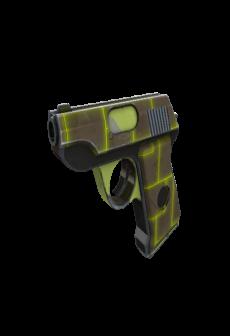 free Uranium Pistol (Minimal Wear)
