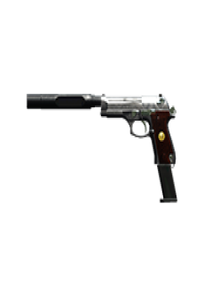 free BERNETTI 9 PISTOL | Buckle Hunter , Lightly-Marked, Stat Boost