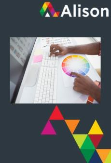free Colour Theory for Artists and Designers Alison Course GLOBAL - Parchment Certificate