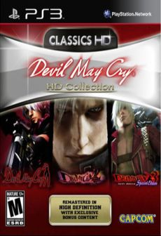 free Devil May Cry HD Collection Steam Key SOUTH-EAST ASIA