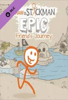 free Draw a Stickman: EPIC - Friend's Journey Steam Key GLOBAL