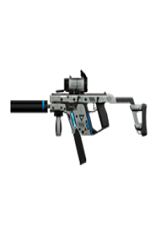 free KROSS VERTEX SUBMACHINE GUN | Vanguard, Lightly-Marked, Stat Boost