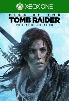 free Rise of the Tomb Raider 20 Years Celebration XBOX LIVE XBOX ONE Key EUROPE