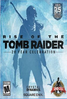 free Rise of the Tomb Raider 20 Years Celebration XBOX LIVE XBOX ONE Key UNITED STATES