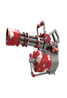 free Specialized Killstreak Bloom Buffed Minigun (Factory New)