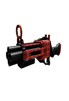 free Strange Specialized Killstreak Plaid Potshotter Mk.II Iron Bomber (Factory New)