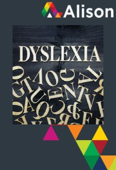 free Understanding Dyslexia Alison Course GLOBAL - Digital Certificate