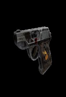 free Unusual Black Dahlia Pistol (Battle Scarred)