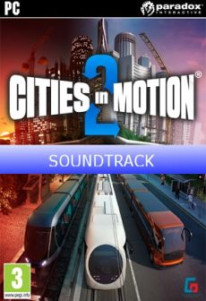 free Cities in Motion: Soundtrack Steam Key GLOBAL