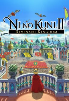 free Ni no Kuni II: Revenant Kingdom PSN Key EUROPE
