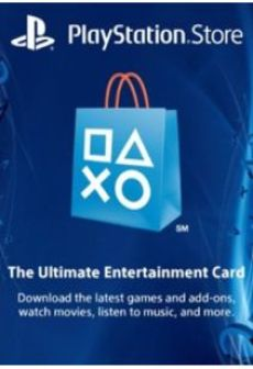 free PlayStation Network Gift Card 10 USD PSN SAUDI ARABIA