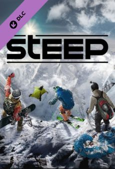 free Steep Season Pass Uplay Key NORTH AMERICA
